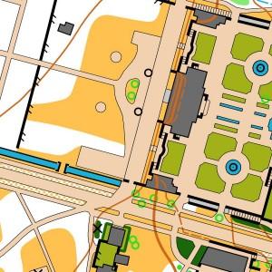Kadriorg map2