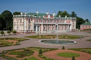 Kadriorg Palace, Tallinn, Estonia
