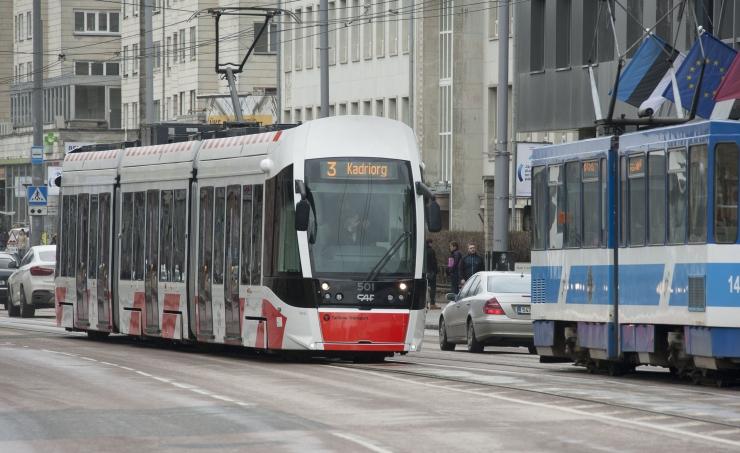 Kadrioru tramm